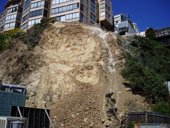 Rockslide 1